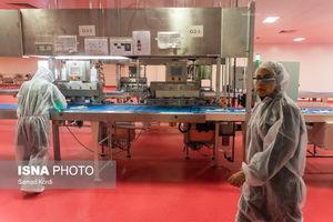 عکس/ افتتاح بزرگترین کارخانه تولید کیسه خون خاورمیانه