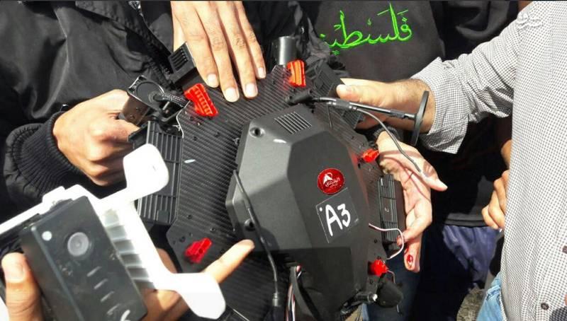 سرنگونی هواپیمای بدون سرنشین رژیم صهیونیستی در غزه