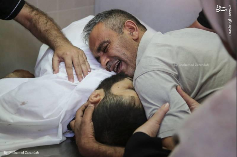 شهید فلسطینی شاهر المدهون