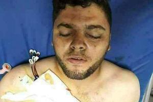 عکس/ پسر هنیه مجروح شد