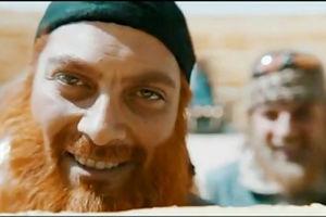فیلم/ گفتگو با بازیگر داعشی به وقت شام(چیطوری ایرانی)