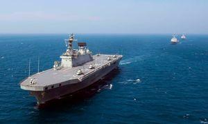 شناور جدید برای نیروی دریایی کره+عکس