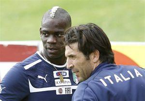 بازگشت مهاجم جنجالی به تیم ملی ایتالیا