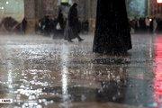تهران بارانی در سالگرد ارتحال امام خمینی (ره)