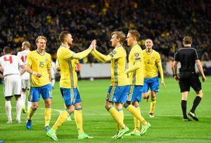 تیم ملی سوئد