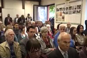 فیلم/ اعتراض اندیشمندان ایتالیا به جنایت صهیونیست ها