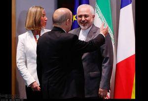 سفر وزیر امور خارجه ایران به بروکسل