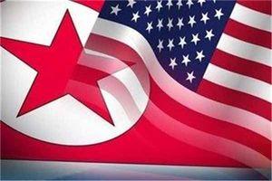 پرچم نمایه امریکا و کره شمالی