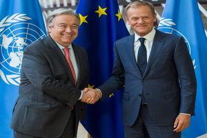 «برجام»؛ محور رایزنی اروپا و دبیرکل سازمان ملل