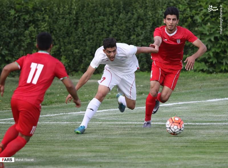 اردوی آمادهسازی تیم ملی امید