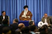 محفل انس با قرآن کریم در حضور رهبر انقلاب