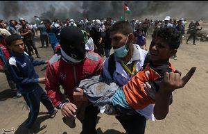 حرکت مضحک در ارسال اقلام دارویی اسرائیل به سوی غزه