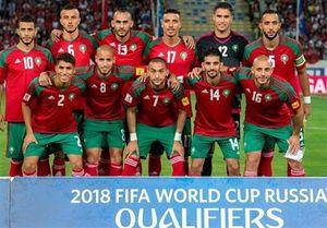 تیم ملی مراکش