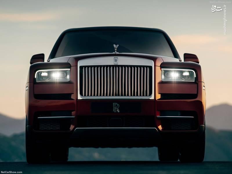 Rolls-Royce Cullinan (2019)