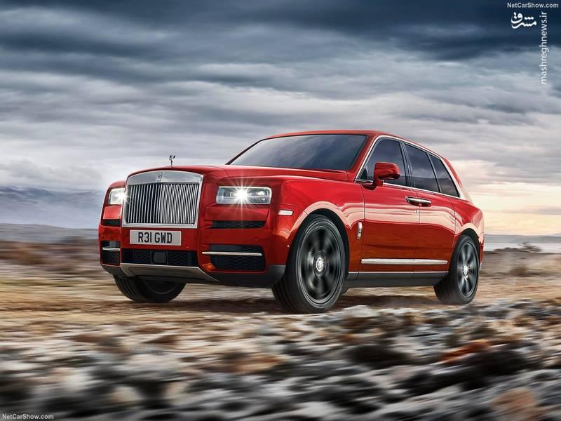 این خودرو همانند مدل فانتوم بر روی پلتفرم آلومینیومی موسوم به Architecture of Luxury شکل گرفته است.