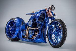عکس/ خاصترین موتور جهان