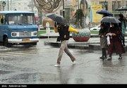 بارش باران چقدر کم شد؟