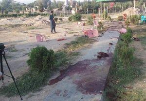 انفجار در مراسم ختم قرآن با ۱۵ کشته در افغانستان