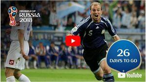 100 حقیقت جام جهانی - بخش 26