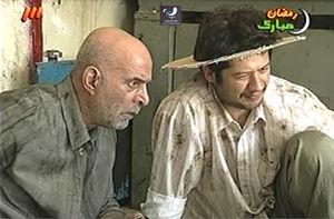 فیلم/ سکانس طنز قدیمی از سریال ماه رمضانی