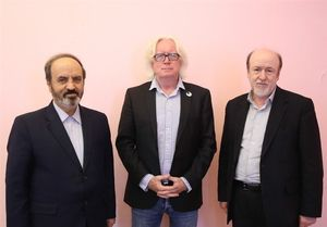 جلسه شفر با مدیران استقلال