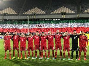 رونمایی از لباس تیم ملی ایران