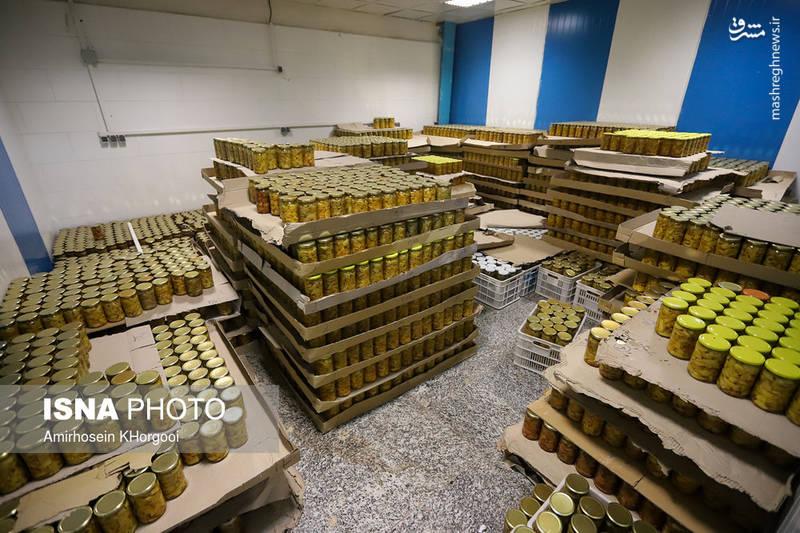 در این مرحله شیشهها پس از استریزه شدن به داخل محوطه قرنطینه میروند و به مدت ۱۵ روز در آنجا میماند تا بعد از آن وارد بازار شوند.