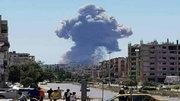 یک گروه تروریستی مسئولیت انفجارهای حماه را به عهده گرفت