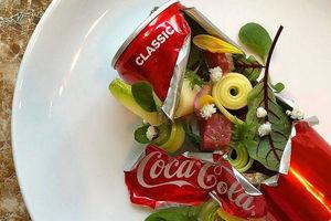 عکس/ عجیبترین ظروف غذاخوری!