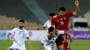 ازبکها دوباره با بازیکنان ذخیره مقابل ایران!