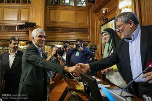 عکس/ مراسم تحلیف و ادای سوگند شهردار جدید تهران