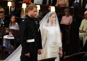 چه چیزی از چشم ۲ میلیارد بیننده مراسم عروسی نوه ملکه انگلیس پنهان ماند؟