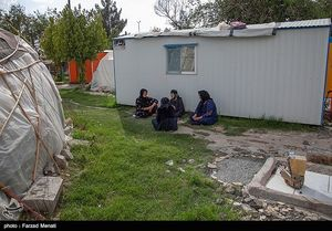 عکس/ سرپلذهاب 6ماه پس از زلزله