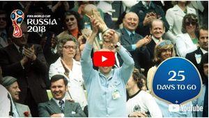 دو آلمانی خاص تاریخ جام جهانی +عکس و فیلم