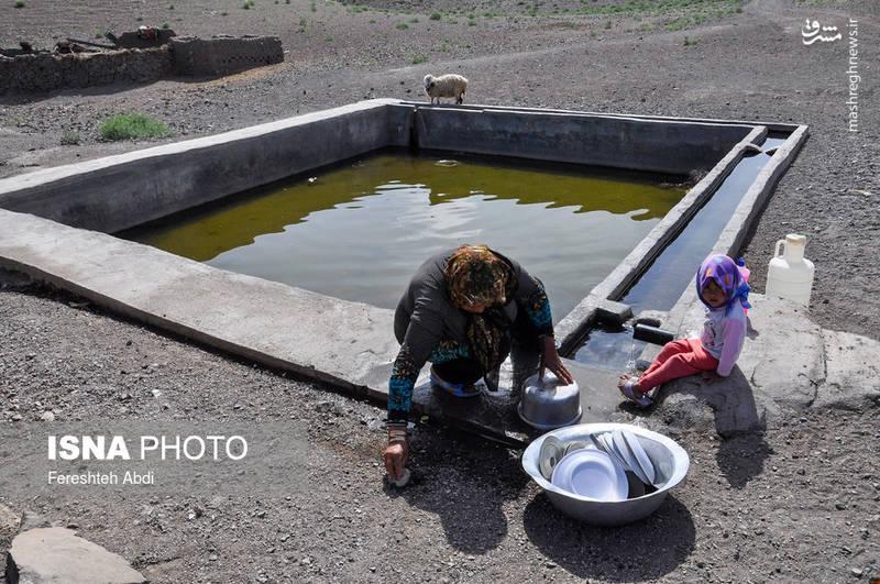 محرومیت عشایر «خوسف»؛ فراتر از خشکسالی