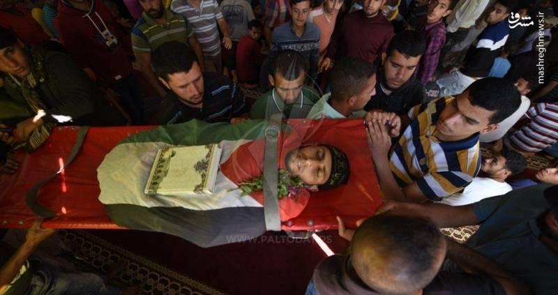 شهیدی که نماد مبارزه با اسرائیل شد +عکس و فیلم
