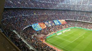 نوکمپ بارسلونا