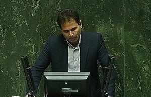 علی اکبری رئیس کمیسیون «کشاورزی، آب و منابع طبیعی»