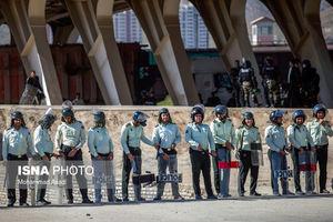 عکس/ تجمع دوباره کارگران «هپکو»