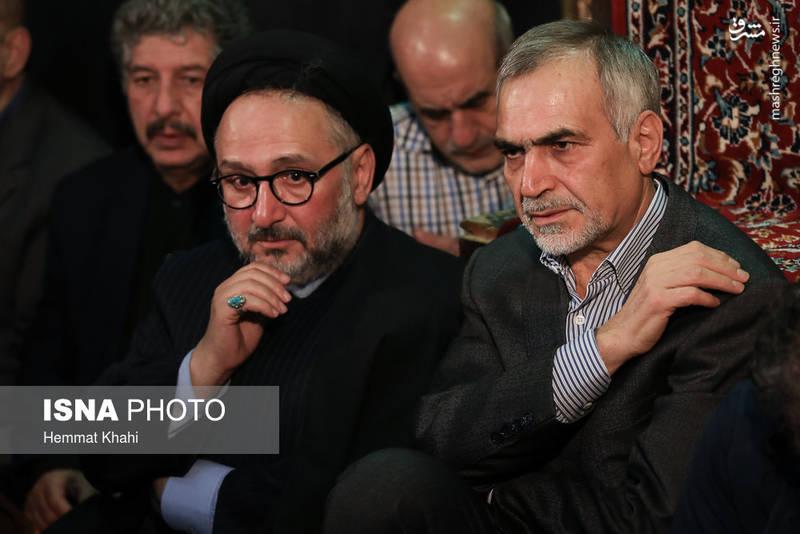 حسین فریدون-محمدعلی ابطحی