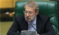 توضیح لاریجانی درباره نشست غیر علنی امروز,