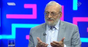سومین برنامه از سری جدید جهانآرا با حضور جواد لاریجانی