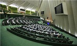 تجمع جمعی از معلمان حق التدرسی و کارگزاران بیمه کشاورزی مقابل مجلس