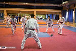 3 سهمیه کاراته کاهای ایرانی برای المپیک
