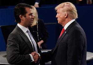 در دیدار فرزند ترامپ با فرستاده عربستان چه گذشت؟