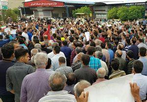 تشییع جانباختگان حادثه کازرون با حضور گسترده مردم