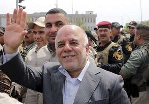 """العبادی: برای تشکیل دولت با """"سائرون"""" همسو هستیم"""