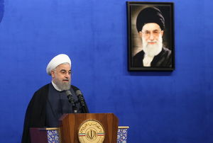 روحانی: ملت ایران بزرگتر از افراطیون واشنگتن است