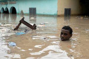 عکس/ طوفان مرگبار در سومالی