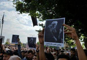 سنگ تمام آذری زبان ها برای حجت الاسلام حسنی